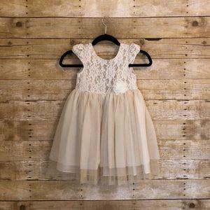 Girls Party Dress, size 5
